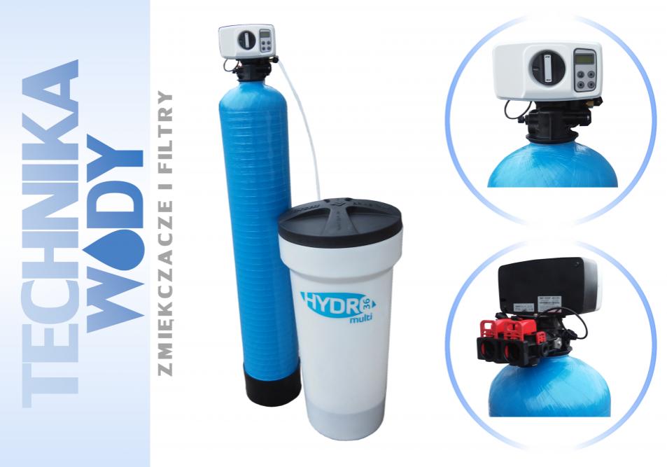 uzdatniacz wody studziennej hydro multi 36